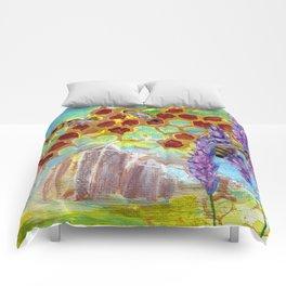 Gaia Heals Comforters