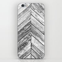 antique iPhone & iPod Skins featuring Antique Wood by Patterns and Textures