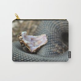 Water Moccasin Carry-All Pouch