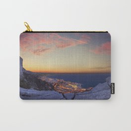 Solid Rocks Carry-All Pouch