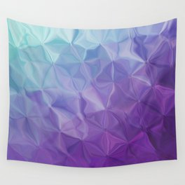 Abstract painting color texture Wall Tapestry