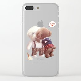 CHU Clear iPhone Case