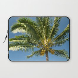 Hawaiian Coconut Palm Tree Laptop Sleeve
