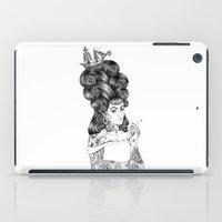 rockabilly iPad Cases featuring rockabilly by vasodelirium