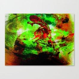 Bruises Canvas Print