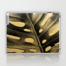 Golden Palms 02 Laptop & iPad Skin