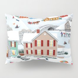 Once Upon a Winter Pillow Sham