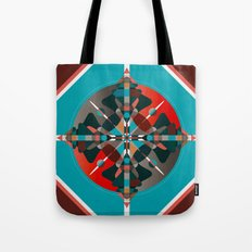Compass, Palette 2 Tote Bag