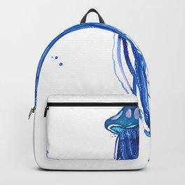 Cobalt Squishy Backpack