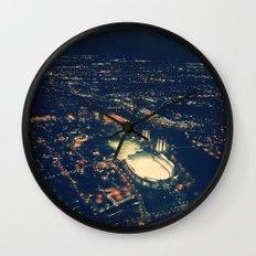 Ohio State Wall Clock
