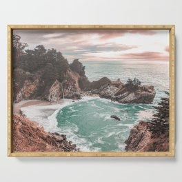 Big Sur California Serving Tray
