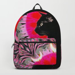 twin cats Backpack