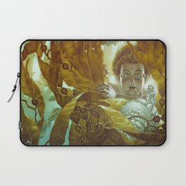 In the Kelp Forest Laptop Sleeve