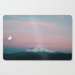 Mount Hood III Cutting Board
