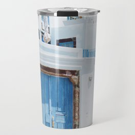 Santorini III Travel Mug