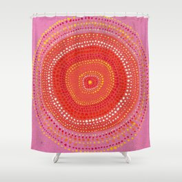 Dotto 4 Shower Curtain