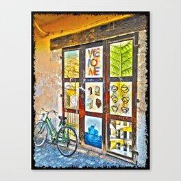 Street Wonder Canvas Print
