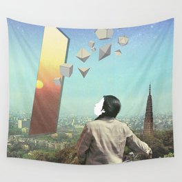 Evening Portal Wall Tapestry