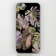 tropical in the nigth iPhone & iPod Skin