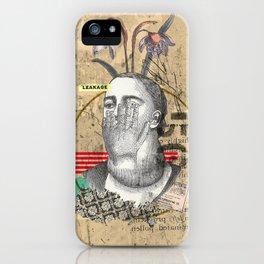 Leakage iPhone Case