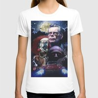 stephen king T-shirts featuring Stephen King by Saint Genesis