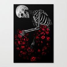 Abegnation Canvas Print