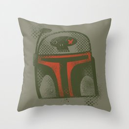 STARWARS Boba Throw Pillow