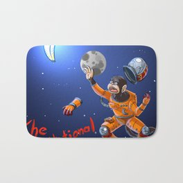 Mono cosmico Bath Mat