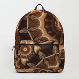 Earth Works Mandala Backpack