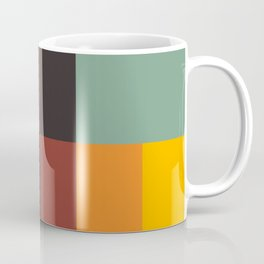 Stripes and swatches Coffee Mug