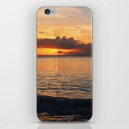 A Cayman Sunset iPhone Skin