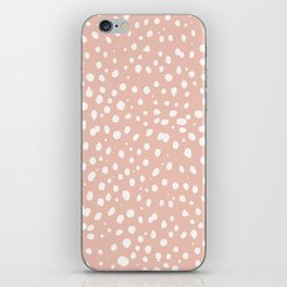 LEOPARD PINK iPhone Skin
