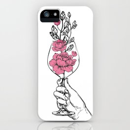 wineglass iPhone Case
