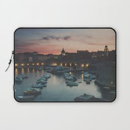 red sky at night ... Laptop Sleeve
