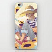 viria iPhone & iPod Skins featuring kenma by viria