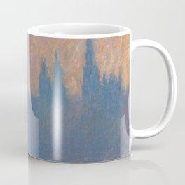"Claude Monet ""The Houses of Parliament, Sunlight Effect"" (1903) Coffee Mug"