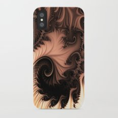 Coffee and cream Slim Case iPhone X