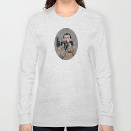 Bill Murray in Ghostbusters Long Sleeve T-shirt