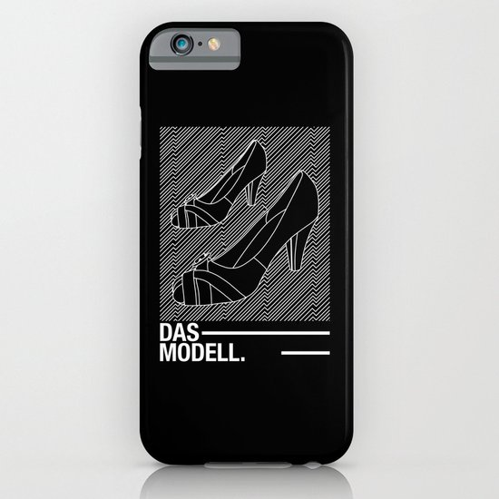 Das modell iPhone & iPod Case