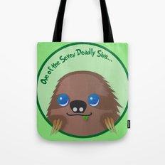 Adorable Sloth Tote Bag