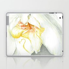 White Orchid Laptop & iPad Skin