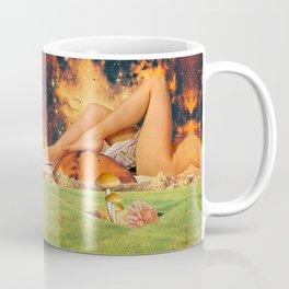 Legs & planet Coffee Mug
