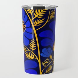 Wildflower Garden Travel Mug