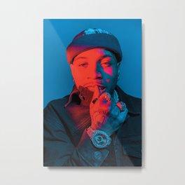 Ⓔⓢⓣⓔⓥ  é⃝ⓩ ⓁⓁⒸ Society6 - Tory Lanez - New Toronto - Hip-Hop - Rap - Society6 - GGFDE Metal Print