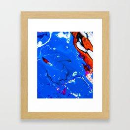 water12 Framed Art Print