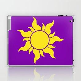 Rapunzel's Golden Sun Laptop & iPad Skin