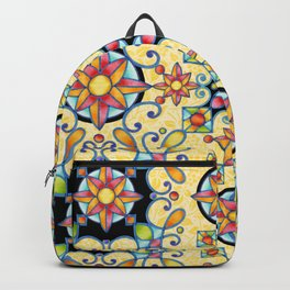 Rococo Starburst Backpack