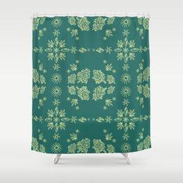 Nug Pattern Shower Curtain