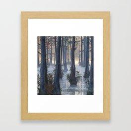 Adams Mill Pond 50 Framed Art Print
