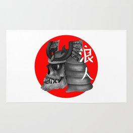 Ronin Samurai Rug